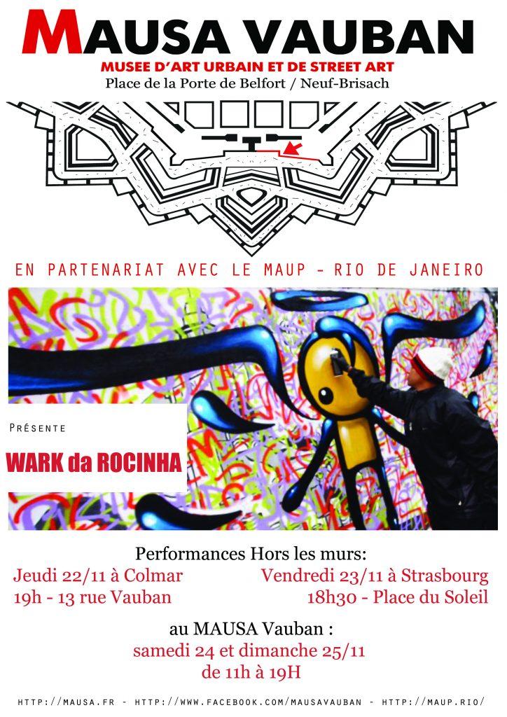 WARK Rocinha (BR) / 22>25-11-2018