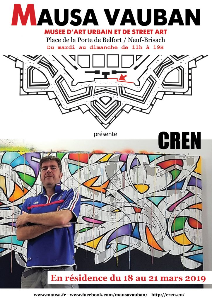 CREN (DE) / 18>21-03-2019