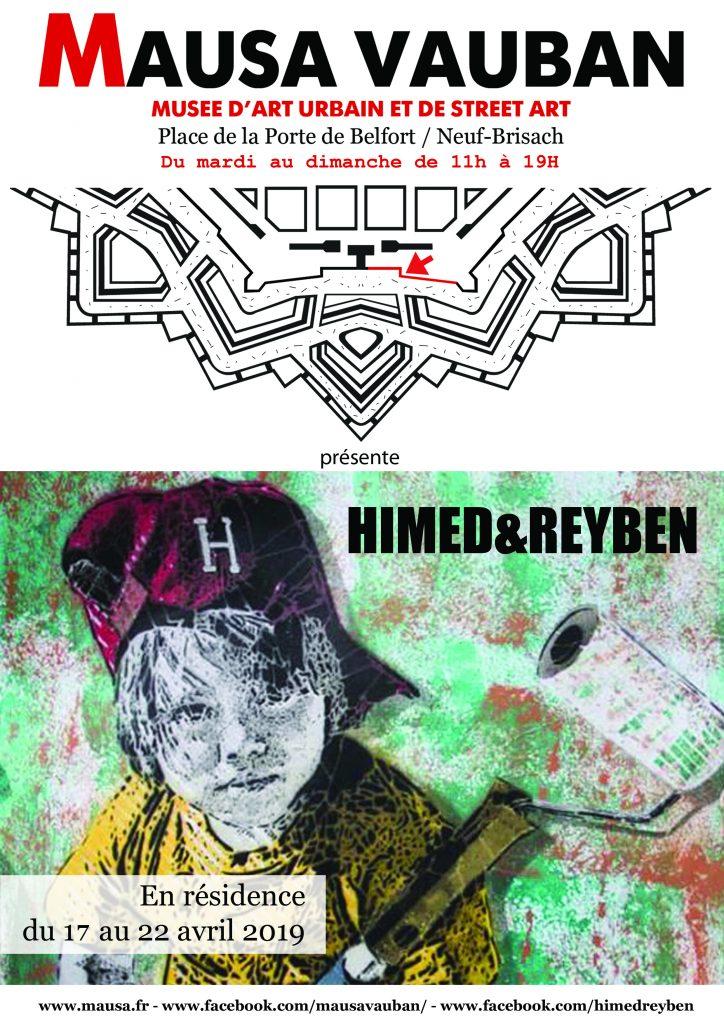 HIMED&REYBEN (MX) / 16-04>09-05-2019
