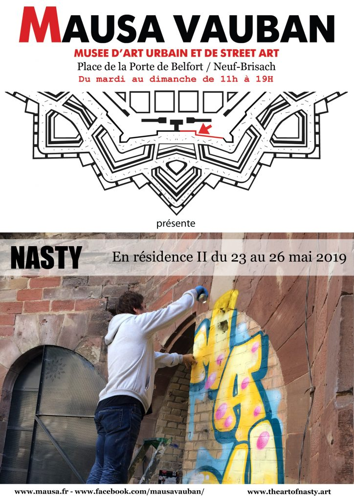 NASTY (FR) / 23>26-05-2019