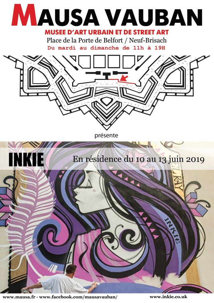 INKIE (UK) / 10>13-06-2019