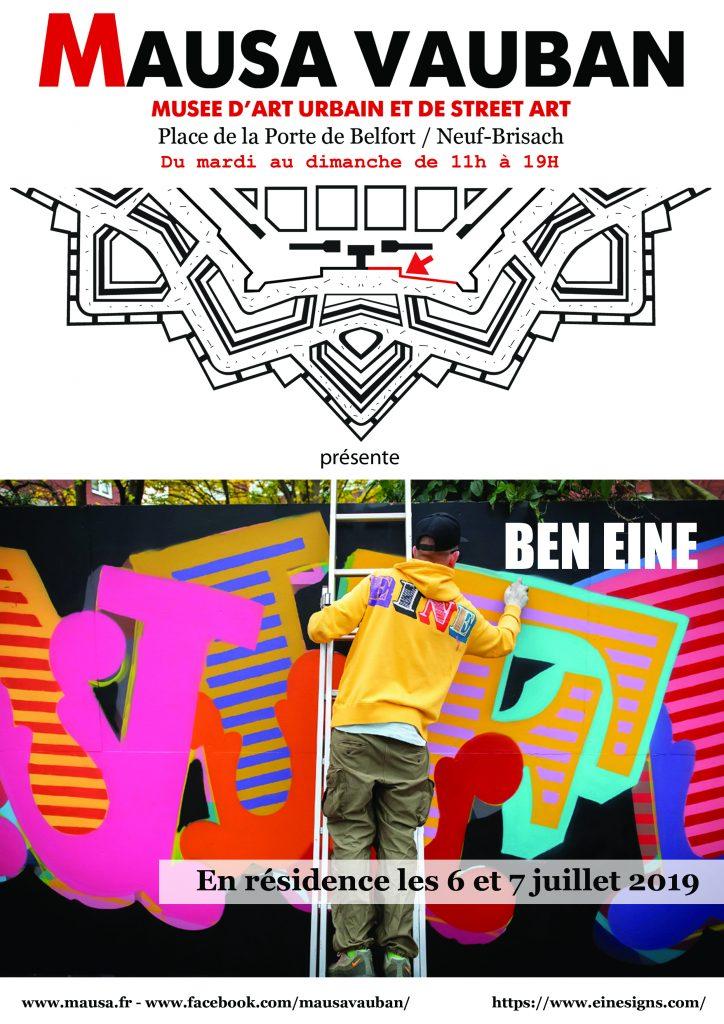 BEN EINE (UK)/ 07-2019