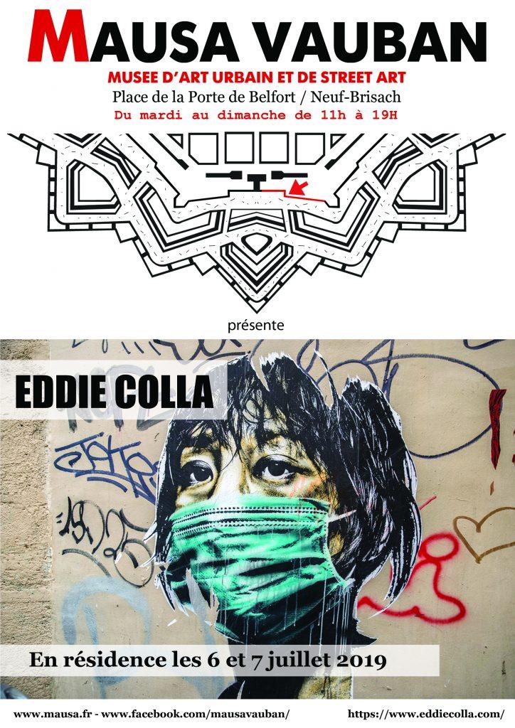 EDDIE COLLA (USA) / 05>07-07-2019