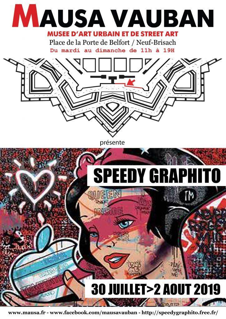 SPEEDY GRAPHITO (FR) / 28-07>02-08-2019