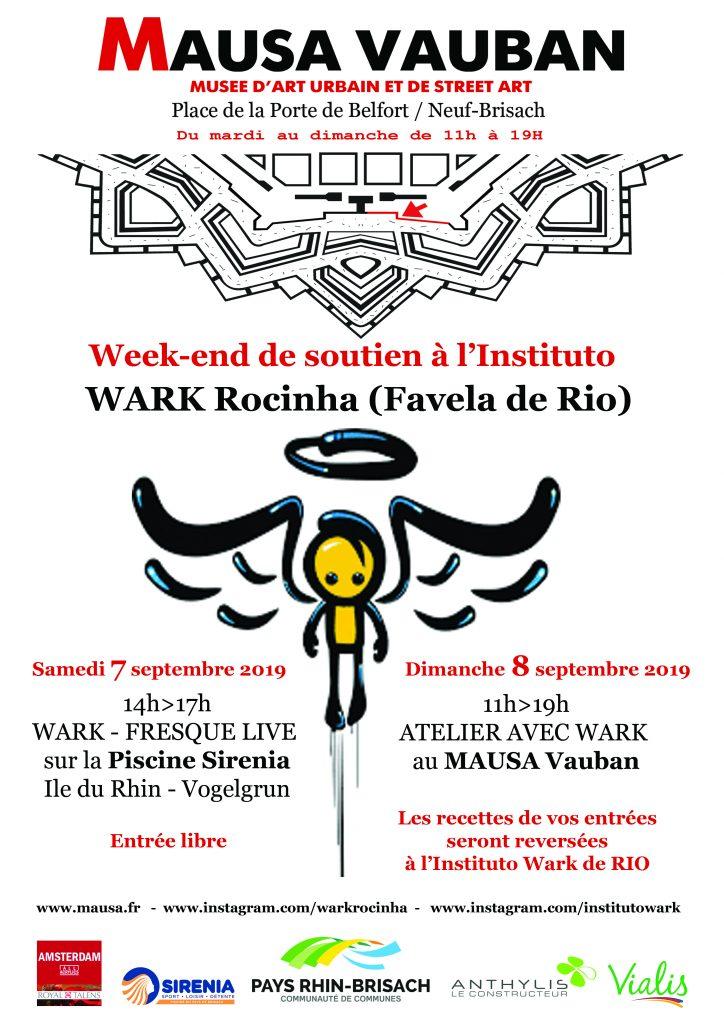 WARK da Rocinha (BR) / 7-8/09/2019