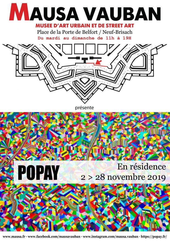 POPAY (FR/ES) / 2>28/11/2019